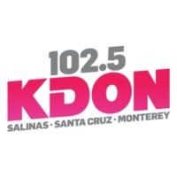 Logo de la radio KDON-FM 102.5