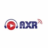 Logo de la radio AXR Asia Expat Radio Hong Kong