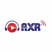 Logo of radio station AXR Asia Expat Radio Hong Kong