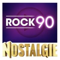 Logo of radio station Nostalgie Rock 90