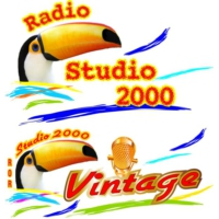 Logo of radio station Radio Studio 2000