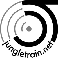 Logo of radio station The Jungle Train