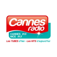 Logo of radio station Cannes Radio