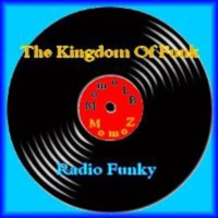 Logo de la radio The Kingdom of Funk