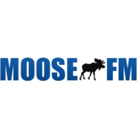 Logo of radio station CFBK Moose FM Huntsville