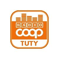 Logo of radio station Coop TUTY Rádio