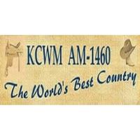 Logo de la radio KCWM