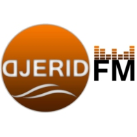 Logo of radio station Djerid FM