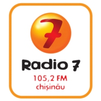 Logo of radio station Радио 7 - 105.2 FM