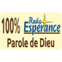 Logo of radio station Radio Esperance 100% Parole de Dieu