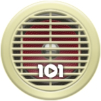 Logo of radio station 101.ru - ВИА