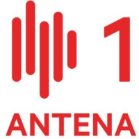 Logo of radio station Antena 1