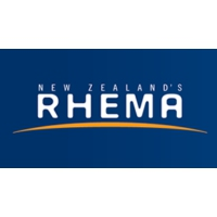 Logo of radio station NZ Rhema