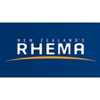 Logo of radio station NZ Rhema