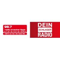 Logo of radio station Radio Emscher Lippe – Dein Schlager Radio