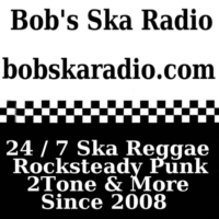 Logo of radio station Bob's Ska Radio