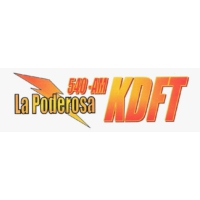 Logo de la radio KDFT 540 AM