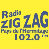 Logo of radio station Radio Zig Zag 102