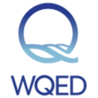 Logo of radio station WQED
