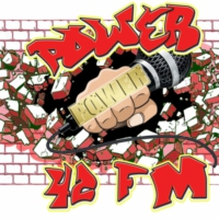 Logo of radio station Power42FM