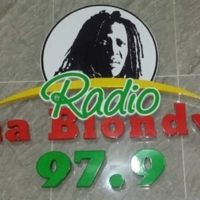 Logo of radio station Alpha Blondy Fm