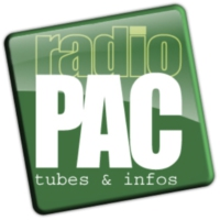Logo of radio station Radio PAC