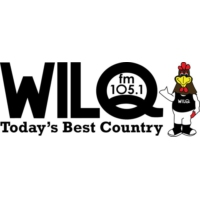 Logo of radio station WILQ 105.1