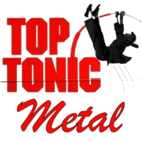 Logo of radio station Top Tonic Metal