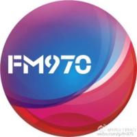Logo of radio station Guangxi Radio - 广西970女主播电台