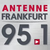 Logo of radio station Antenne Frankfurt 95.1