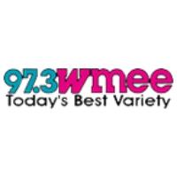 Logo of radio station WMEE 97.3