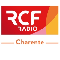 Logo of radio station RCF CHARENTE