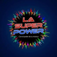 Logo of radio station laSUPERPOWER