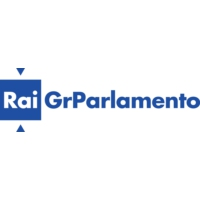 Logo of radio station Rai Gr Parlamento