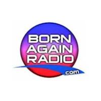 Logo of radio station Born Again Radio