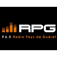 Logo of radio station RPG 96.5 FM
