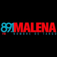 Logo of radio station Fm 89.1 Malena