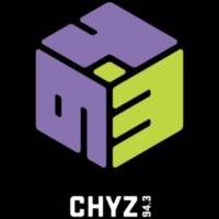 Logo of radio station CHYZ 94.3 FM