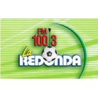 Logo of radio station La Redonda