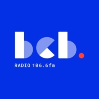Logo of radio station BCB 106.6 FM