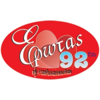 Logo of radio station Έρωτας 92