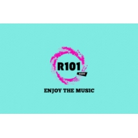Logo de la radio R101 Enjoy the music