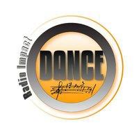 Logo of radio station Radio Impact Dance