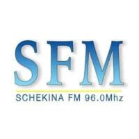 Logo of radio station SCHEKINA FM