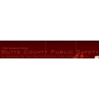 Logo of radio station Butte County Public Safety