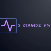 Logo of radio station D-soundz FM
