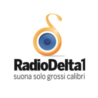 Logo of radio station Radio Delta 1
