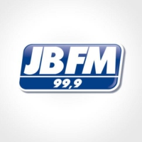 Logo of radio station Rádio JB 99.9 FM