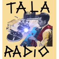 Logo of radio station talaradio