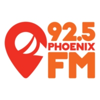 Logo of radio station 92.5 Phoenix FM